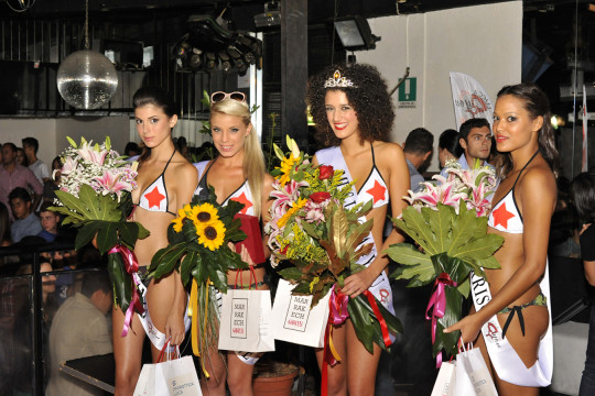 La finale di Miss Lucca4you 2013