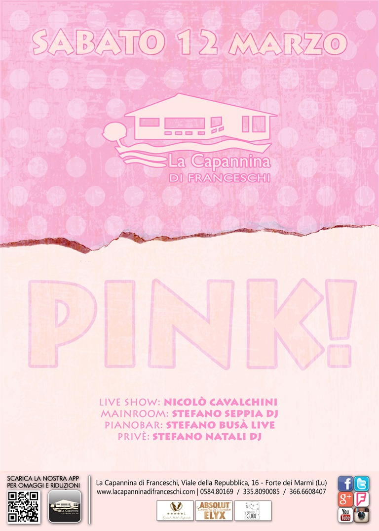 12marzo pink