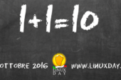 """Lucca Linux Day 2016"" A Lucca sabato 22 Ottobre"