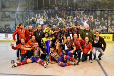 Final 8 Coppa Italia Hockey: B&B Hockey Forte si laurea campione!