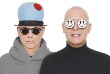 I PET SHOP BOYS al Lucca Summer Festival 2017
