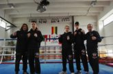 Una rappresentativa Toscana di Pugilato all'International Boxing Komarno